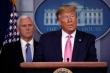 Ông Trump chỉ định Phó Tổng thống Mike Pence phụ trách ứng phó dịch Covid-19