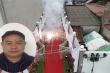 Kẻ đốt pháo đỏ đường trong đám cưới khai mua 3 bánh pháo trên mạng xã hội