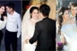 So phong độ những đám cưới khủng cùng ngày của sao Việt