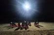 Trẻ vùng cao ôn bài giữa sân trường về đêm, nhường lớp cho cha mẹ xóa mù chữ