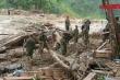 Video: Hơn 500 cán bộ chiến sĩ bới đất, lật đá tìm người mất tích tại Trà Leng