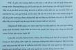Lá thư xúc động của thầy hiệu trưởng gửi học trò trượt học sinh giỏi