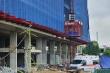 Rơi từ nhà cao tầng dự án nhà ở xã hội, nam công nhân 66 tuổi chết thảm