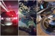 Xe biển xanh gây tai nạn rồi bỏ chạy ở Hà Nội thuộc một đơn vị Bộ Công an