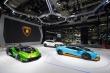 Ngắm siêu xe đua của Lamborghini tại triển lãm ô tô Thượng Hải