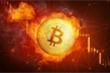 Giá Bitcoin hôm nay 7/10: Thị trường đỏ lửa, Bitcoin lùi sâu