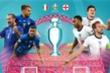EURO 2020 ngày 9/7: Carragher dự đoán Anh thắng Italy bằng luân lưu 11m