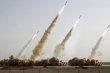 Video: Iran bắn loạt tên lửa đạn đạo cảnh báo tàu sân bay Mỹ ở Ấn Độ Dương