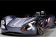 Ngắm siêu xe mui trần lấy cảm hứng từ mô tô của Suzuki