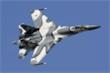 Máy bay chiến đấu Su-27 của Nga rơi ở Biển Đen