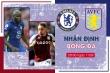 Nhận định bóng đá Chelsea vs Aston Villa vòng 4 Ngoại Hạng Anh