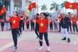 Video: Sinh viên đại học FPT cổ vũ đội tuyển U22 Việt Nam trận chung kết SEA Games 30