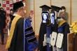 Robot thay sinh viên nhận bằng tốt nghiệp giữa mùa dịch Covid-19