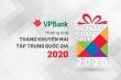 'Ăn thỏa thích - Chơi hết mình' cho chủ thẻ VPBank trong Vietnam Grand Sale 2020