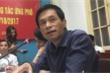 Trưởng Chi cục đê điều Hà Nội nói 'vỡ đê theo kế hoạch', cả phòng họp bật cười