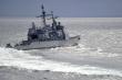 Tàu chiến Mỹ đi qua eo biển Đài Loan lần thứ 9 trong năm