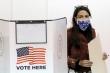 Bỏ phiếu sớm ở Mỹ bằng 70% tổng số cử tri đi bầu năm 2016