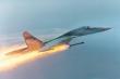 Video: 'Thú mỏ vịt' Su-34 bắn tên lửa tiêu diệt đối thủ ở Kurgan