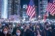 Mỹ đình chỉ thỏa thuận dẫn độ và thuế với Hong Kong