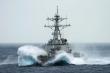 Trung Quốc lớn tiếng tuyên bố trục xuất chiến hạm Mỹ áp sát Hoàng Sa