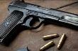 Khởi tố người bắn 7 phát súng 'tiễn đưa' anh trai quá cố