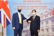 Việt Nam đề nghị Anh xem xét chuyển giao công nghệ sản xuất vaccine COVID-19