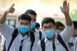 Học sinh trong khu cách ly ở Hà Nội sẽ được đặc cách tuyển vào lớp 10
