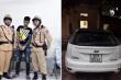 CSGT Hà Nội truy bắt nhóm tín dụng đen xiết nợ, bắt giữ người trái phép