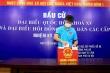 Thành viên tuyển Việt Nam, U22 Việt Nam bầu cử tại trụ sở VFF