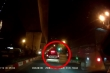 Clip: Rồ ga chạy trốn chốt giao thông, quái xế tông cảnh sát ngã gục