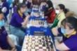 Giải cờ vua đồng đội toàn quốc đạt kỷ lục số lượng VĐV