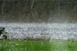 Bắc Bộ mưa lớn, nguy cơ xảy ra mưa đá và lốc sét