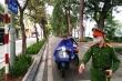 Video: Hà Nội vẫn tiếp tục phạt người không đeo khẩu trang