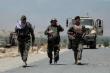 'Tàn quân' Afghanistan chạy trốn sự săn đuổi của Taliban