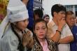 Phước Sang, Hồng Tơ đau buồn đến tiễn nghệ sĩ Khánh Nam về đất mẹ