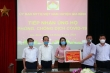 Dabaco Group trao tặng 200 giường y tế chống dịch COVID-19 cho huyện Gia Bình