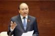 Quốc hội bỏ phiếu kín miễn nhiệm Thủ tướng Nguyễn Xuân Phúc