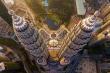 Vẻ lộng lẫy của tháp đôi cao nhất thế giới - Niềm kiêu hãnh của Malaysia