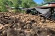 Quảng Nam đề nghị tiếp tế lương thực qua đường hàng không cho 3.000 hộ bị cô lập