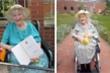 Cụ bà 107 tuổi sống sót qua cả dịch COVID-19 và dịch cúm Tây Ban Nha