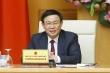Quốc hội miễn nhiệm chức vụ Phó Thủ tướng với ông Vương Đình Huệ