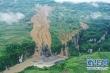 Lở đất chặn dòng chảy nhánh sông Dương Tử, hàng nghìn người phải sơ tán
