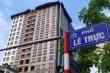 Xử lý vi phạm tòa nhà 8B Lê Trực: Hà Nội lập tổ công tác liên ngành
