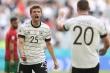 Đội tuyển Đức đè bẹp Bồ Đào Nha: Cỗ máy chiến thắng trở lại