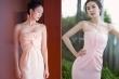 Diện cùng bộ váy, Dương Mịch bị chê khí chất thua cả bản sao Chương Tử Di