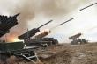 Triều Tiên có thể đã thử nghiệm pháo phản lực mạnh ngang tên lửa đạn đạo