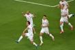 Video: Đan Mạch tung đòn phủ đầu, CH Séc thủng lưới sau 5 phút
