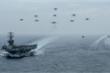 Tàu sân bay Mỹ trở lại Vịnh Ba Tư