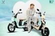 Chỉ từ 6,3 triệu đồng sở hữu xe máy điện VinFast với chữ ký của Sơn Tùng M-TP
