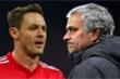 Matic: 'Nếu thua trận dưới thời Mourinho, bạn nên trốn đi'